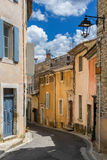 Goult in the Luberon Royalty Free Stock Photography