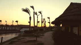 gouna Египета el стоковые фото