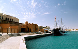 gouna d'EL Photographie stock
