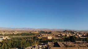 Gouna de Kalaat M, ouarzazate, Marrocos foto de stock royalty free