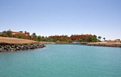Gouna do EL Foto de Stock Royalty Free