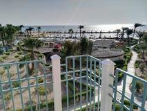 Gouna plaża Fotografia Royalty Free