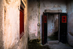 Gounan Promised Land House. Eastphoto, tukuchina,  Gounan Promised Land House Royalty Free Stock Images