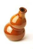 Gourd do chinês da porcelana Foto de Stock Royalty Free