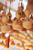 Gourd folk arts and crafts Stock Photography