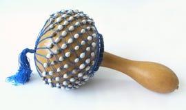 Gourd (instrumento de percussão) Imagens de Stock Royalty Free