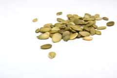 Gourd pumpkin seed Royalty Free Stock Images