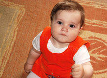 Gourgeous little girl Royalty Free Stock Images