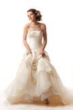 Gourgeus classical bride Stock Image