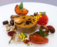 Gourmet Antipasto Platter Stock Image