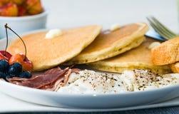 Gourmet Breakfast Royalty Free Stock Photos