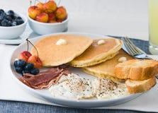 Gourmet Breakfast Stock Image