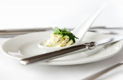 Gourmet butter Royalty Free Stock Images
