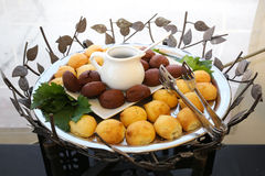 gourmet cakes sweets Royalty Free Stock Photo