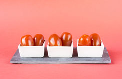 Gourmet cherry tomatoes Royalty Free Stock Photos