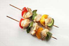 Gourmet Chicken Grill Stock Photos