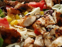 Gourmet Chicken Salad Royalty Free Stock Photography