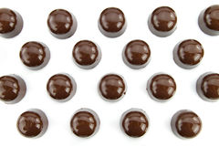 Gourmet chocolates Royalty Free Stock Photography