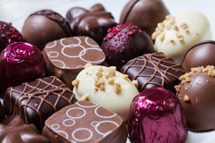 Free Gourmet Chocolates Stock Photos - 36029923