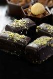 Gourmet Chocolates II Royalty Free Stock Photos