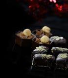 Gourmet Chocolates Stock Photo