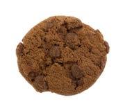 Gourmet- choklad kaka med extra chiper Royaltyfri Fotografi