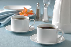 Gourmet Coffee Royalty Free Stock Photos