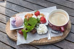 Gourmet coffee Royalty Free Stock Photography