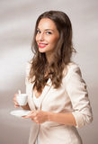 Gourmet coffee. Royalty Free Stock Images