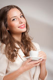 Gourmet coffee. Stock Images