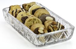 Gourmet cookies Stock Photos