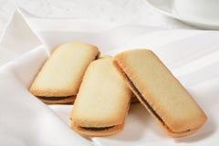 Gourmet cookies Stock Photography