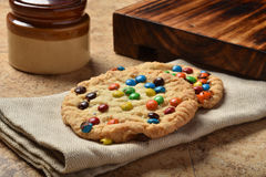 Gourmet cookies Royalty Free Stock Photos