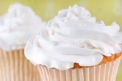 Gourmet cupcake Stock Image