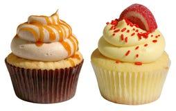 Gourmet cupcakes Stock Image