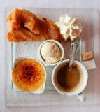 Gourmet de café images stock