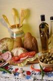 gourmet dell'alimento fotografia stock libera da diritti