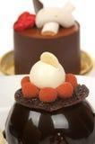 Gourmet Dessert Royalty Free Stock Images
