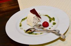 Gourmet dessert Stock Photos