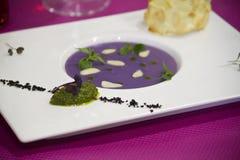 gourmet dish food royalty free stock photos