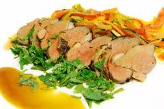 Gourmet fillet mignon steak Royalty Free Stock Images