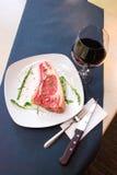 Gourmet fillet mignon steak Stock Photos