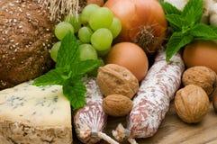 Gourmet food Stock Images