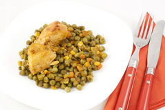 Gourmet food Royalty Free Stock Photography