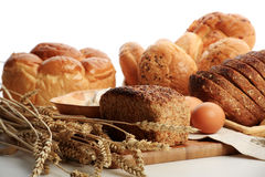 Gourmet food Stock Photography