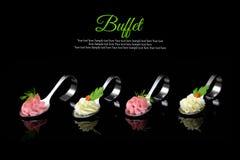 Gourmet food Royalty Free Stock Image