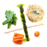 Gourmet food, vegetables Royalty Free Stock Photos