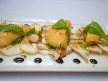 Gourmet fore gra Stock Photo