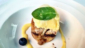 Gourmet francês Foto de Stock