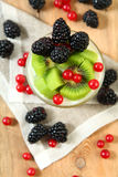 Gourmet fruits Royalty Free Stock Images